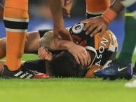 Pha va chạm khiến Ryan Mason bị nứt sọ (Chelsea vs Hull)