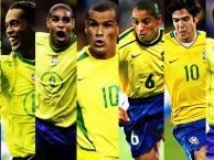 Thế hệ vàng vĩ đại của Brazil