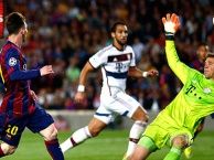 Trận cầu kinh điển: Barcelona 3-0 Bayern Munich (2014/15)