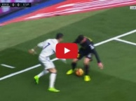 Cristiano Ronaldo dùng tuyệt kĩ Elastico qua người ảo diệu vs Espanyol