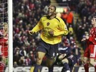Trận cầu kinh điển: Liverpool 3-6 Arsenal (League Cup 2006/07)