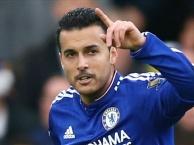 Pedro bùng nổ đáng sợ dưới thời Conte