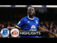 Video tổng hợp Everton 2-0 Sunderland (Vòng 26 NHA)