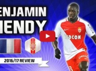 Lí do Man United và Man City tranh mua Benjamin Mendy
