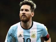 Argentina 1-0 Chile (vòng loại World Cup 2018)