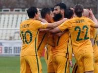 Iraq vs Australia (Vòng loại World Cup 2018 khu vực châu Á - bảng B)
