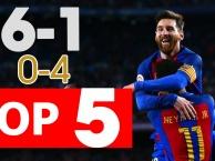 Top 5 điều thú vị về cuộc ngược dòng kinh điển của Barca trước PSG