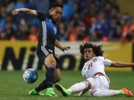 UAE vs Nhật Bản (Vòng loại World Cup 2018 khu vực châu Á - Bảng B)