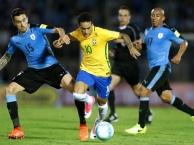Uruguay 1-4 Brazil (vòng loại World Cup 2018)