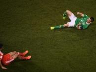 Bản tin BongDa ngày 25-03 | Pha gãy chân kinh hoàng của sao Everton