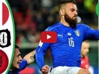 Italia 2-0 Albania (vòng loại World Cup)