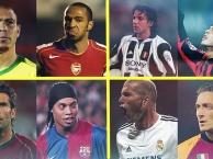 Những huyền thoại sống của bóng đá đương đại
