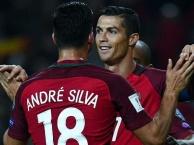 Bồ Đào Nha 3-0 Hungary (vòng loại World Cup 2018)