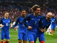 Màn trình diễn của Antoine Griezmann vs Tây Ban Nha