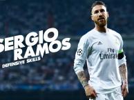 Vệ binh giải ngân hà Real Madrid...Ramos