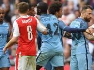 Arsenal 2-1 Man City (Bán kết cúp FA)