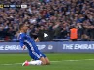 Màn trình diễn của Eden Hazard vs Tottenham