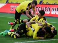 Monchengladbach 2-3 Borussia Dortmund (Vòng 30 Bundesliga)