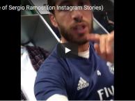 Sergio Ramos và một ngày không đá bóng