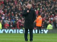 Trận cầm quân cuối cùng của Sir Alex Ferguson