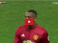 Màn trình diễn của Anthony Martial vs Manchester City