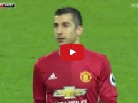 Màn trình diễn của Henrikh Mkhitaryan vs Manchester City