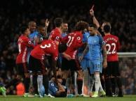 Manchester City 0-0 Manchester United (Đấu bù vòng 26 - Ngoại hạng Anh)