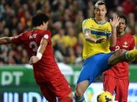 Những khoảnh khắc thú vị của của Ibrahimovic và Pepe