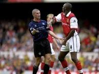 Roy Keane & Patrick Vieira - Cặp đôi không đội trời chung