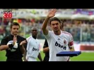 Trận đấu cuối cùng của huyền thoại Paolo Maldini