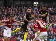 Highlight: Middlesbrough 2-2 Man City (Vòng 35 Ngoại hạng Anh)