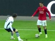 Lần đầu Ronaldo chạm trán Bale như thế nào?