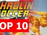 Top 10 bí mật thú vị về Đội Bóng Thiếu Lâm [Shaolin Soccer]