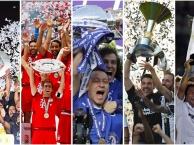 Bóng đá Châu Âu và mùa bóng đầy cảm xúc