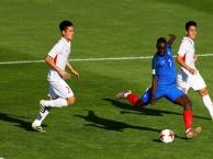 Highlights: U20 Việt Nam 0-4 U20 Pháp (Bảng E World Cup U20)