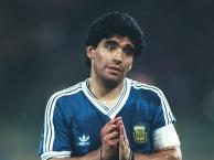 Trận đấu cuối cùng của Maradona
