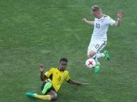 Highlights: U20 Đức 3-2 U20 Vanuatu (Bảng B U20 World Cup)