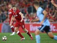Màn trình diễn của Steven Gerrard trước Sydney FC