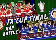 Màn 'chiến' rap' giữa Arsenal và Chelsea trước giờ G