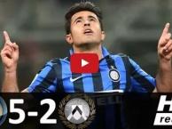 Inter Milan 5-2 Udinese (vòng 38 Serie A)