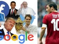 Totti cân cả Thế giới trong 25 năm
