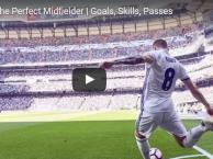 Toni Kroos - mẫu tiền vệ hiện đại và hoàn hảo