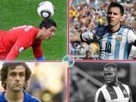 Vào ngày này  21.6  2 bàn thắng đáng nhớ của Messi, Ronaldo và 'số 10' vĩ đại nhất thế kỷ 20