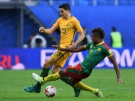 Highlights: Cameroon 1-1 Australia (Bảng B Confeds Cup)