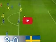 Highlights: U21 Slovakia 3-0 U21 Thụy Điển (U21 châu Âu)