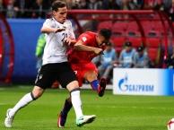 Màn trình diễn của Alexis Sanchez vs Đức (Confeds Cup)