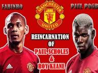 Paul Pogba & Fabinho - Bộ đôi trong mơ của M.U?