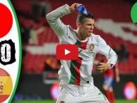 Trận cầu đáng nhớ: Bồ Đào Nha 4-0 Tây Ban Nha (2010)