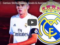 Con trai Zidane thể hiện ra sao trong màu áo Real Madrid?