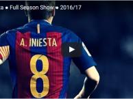Nhìn lại một mùa giải nữa của Andres Iniesta